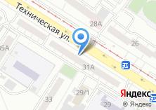 Компания «Рисалат Урал» на карте