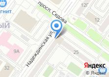 Компания «Магазин домашней выпечки» на карте