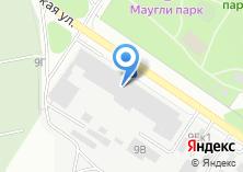 Компания «100 ДИВАНОВ» на карте