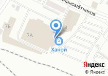 Компания «Обувь-маркет.рф» на карте