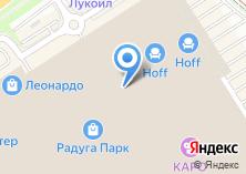Компания «MOHITO» на карте