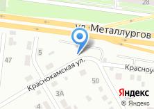 Компания «Автостоянка на ул. Плотников» на карте