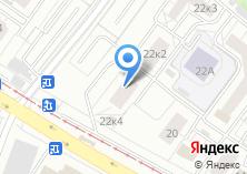 Компания «Мир ремней» на карте