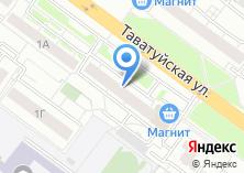 Компания «Мастерская по ремонту обуви и кожгалантереи на Таватуйской» на карте
