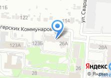 Компания «Гипром» на карте