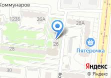 Компания «ГОРДЕЗПРОФ» на карте