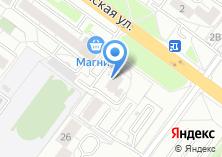 Компания «Ява» на карте