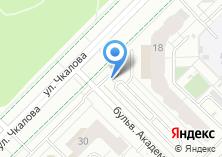 Компания «Автостоянка на ул. Краснолесья» на карте