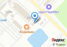 Компания «Лак» на карте