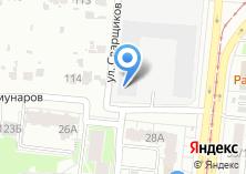 Компания «Автостоянка на ул. Венгерских Коммунаров» на карте