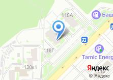 Компания «Урал ЮИТ Сервис» на карте
