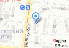 Компания «Ателье *кружева*» на карте