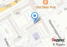Компания «АРМкомпозит» на карте