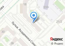 Компания «Strugatsky» на карте