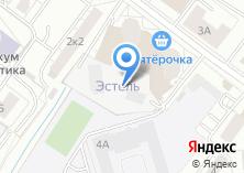 Компания «Четыре Стихии» на карте