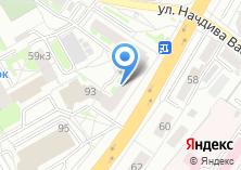 Компания «RED» на карте