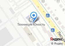Компания «Уральский государственный колледж им. И.И. Ползунова» на карте