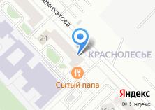 Компания «Стройактив» на карте