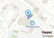 Компания «УралПромСтройГрупп» на карте