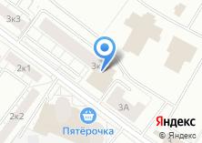Компания «Демидов Групп» на карте