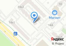 Компания «Семицвет» на карте