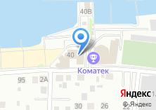 Компания «Автошинснаб-групп» на карте