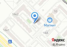 Компания «URFOSHINA.RU» на карте
