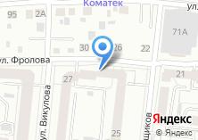 Компания «КомТехноГрупп» на карте