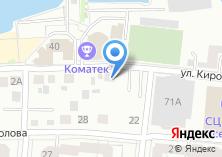 Компания «Витражное ремесло» на карте