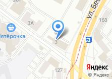 Компания «Военная прокуратура Екатеринбургского гарнизона» на карте