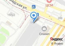 Компания «Молл-Автоломбард» на карте