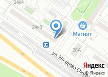 Компания «ЛОТОС» на карте