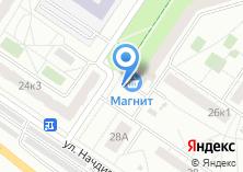 Компания «Сеть магазинов продуктов» на карте