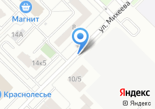 Компания «Шиномонтаж 96» на карте