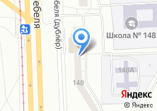 Компания «Ай Ти Технолоджи» на карте