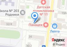 Компания «РадиоМаркет» на карте