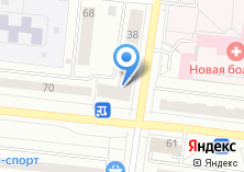 Компания «ДомОфисКвартира» на карте