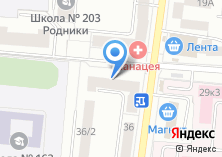 Компания «Дом Электрики» на карте