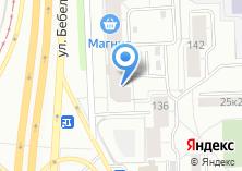 Компания «Уралстройкомплект» на карте