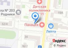 Компания «Магмика» на карте