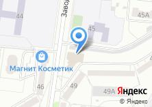 Компания «АстраИнвестСтрой» на карте