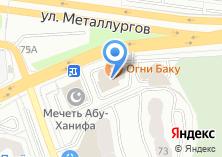 Компания «Промэйр» на карте
