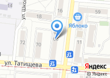 Компания «Сеть магазинов товаров для дома» на карте