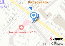 Компания «ПРОСТО» на карте