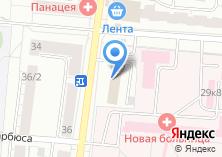 Компания «Экспресс документ» на карте