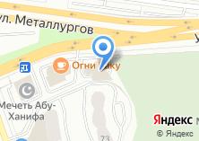 Компания «Дом Амортизаторов» на карте