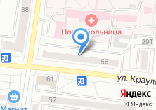 Компания «Колор Эксперт Екатеринбург» на карте