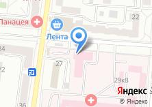 Компания «МО Новая больница» на карте