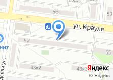 Компания «Общественная приемная депутата Городской Думы Бородина А.А.» на карте