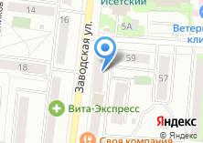 Компания «Потолки Толком» на карте